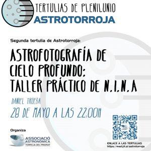 Tertulias Astrotorroja