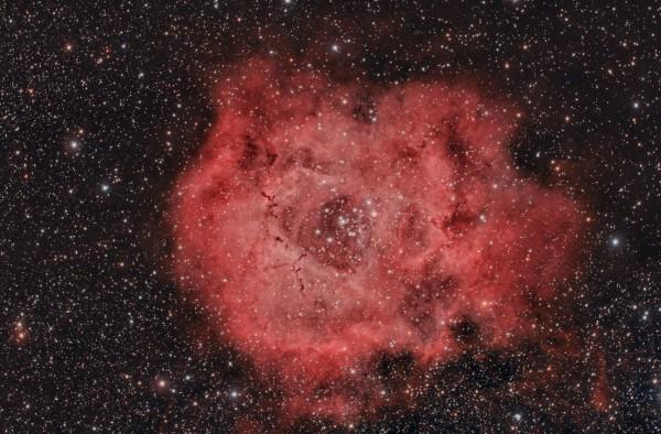 Ngc-2237–Nebulosa-Roseta